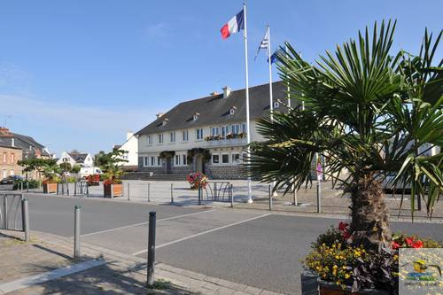 Commune de Hillion camping Bellevue mer